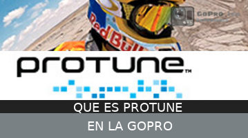 Protune en GoPro Hero4