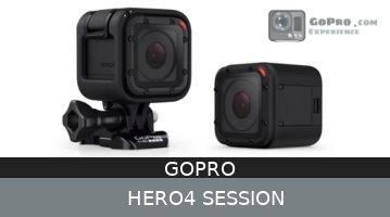 GoPro Hero Session: 4 y 5