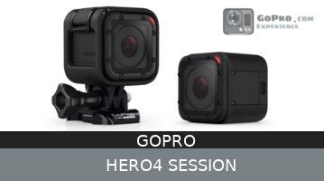 GoPro Hero 4 y 5 Session:…